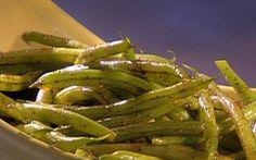 Blackened French beans Recipe by Guy Fieri