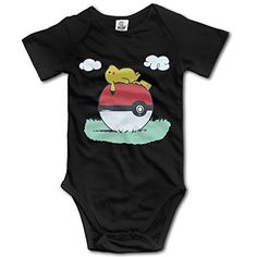 "POKEMON ""I Choose You Dad"" Baby Onesie Bodysuit (3-6 Mont…"