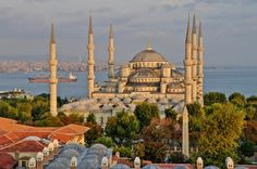 https://flic.kr/p/p6KUfH | Blue Mosque, Istanbul