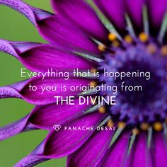 The Divine knows exactly what you need and how best to bring it into your life.