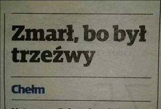 Z cyklu: nagłówki nie do ogarnięcia w Chełmie Lubelskim :)