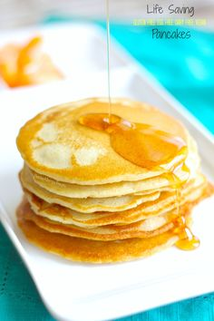 Allergy free life saving pancakes (Gluten free Egg free Vegan dairy free) pancakes are an easy basic bread recipe. Find food allergy tips