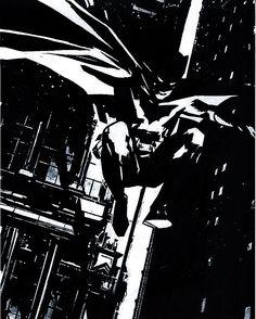 Batman de John Paul Leon