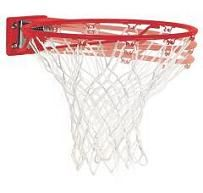 Huffy Spalding Basketball Accessories 7800s Slam Jam Red Replacement Rim