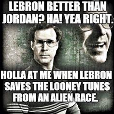 LeBron James Better Than Jordan Meme