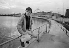 #BruceSpringsteen in Asbury Park, 1979