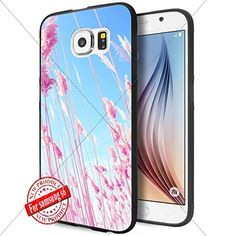 Grass Pink WADE8069 Samsung s6 Case Protection Black Rubber Cover Protector WADE CASE http://www.amazon.com/dp/B016SDKGV0/ref=cm_sw_r_pi_dp_7TzCwb1T87EGG