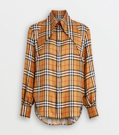 48777baab2299 Cool Women of Every Generation Are Wearing Burberry s Vintage Check Again
