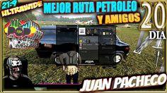 POP LIFE 4 0 Arma 3 #20 MEJOR RUTA PETROLEO Y AMIGOS Gameplay Español 21:9