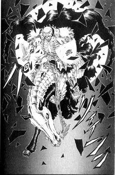 Skull Knight #Berserk