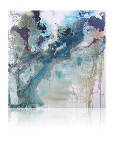 Composition # 11-17 :: sept 11 :: 80 x 80 :: matières minérales, acrylique, brou de noix et encre de chine sur toile ::