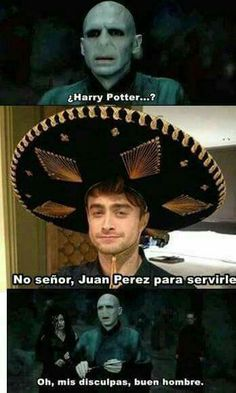 New Memes Harry Potter Graciosos Ideas Harry Potter Tumblr, Harry Potter Jokes, Harry Potter Fan Art, Harry Potter World, New Memes, Funny Memes, Funny Shit, Mexican Memes, Book Memes