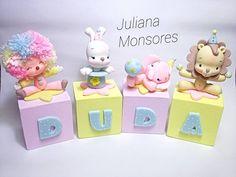 """137 Me gusta, 4 comentarios - Juliana Monsores (@julianamonsoress) en Instagram: """"Cubos com nome, #circorosa  Contato whatsaap 21987391523 ou direct"""""""