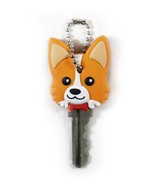 Jewelry & Accessories Jewelry Sets & More New Cute Welsh Corgi Dog Key Chain For Women Handbag Pendant Keychain Key Ring Man Car Key Holder Charm Jewelry I Love Dog Gifts Crease-Resistance