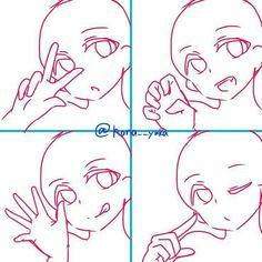 bases de dibujo - Imagenes de bases de dibujos #1 - Wattpad Figure Drawing Reference, Drawing Reference Poses, Drawing Base, Manga Drawing, Manga Poses, Drawing Body Poses, Poses References, Drawing Expressions, Anime Drawings Sketches
