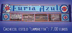 FURIA AZUL - ULTRAS BELENENSES: Compra cachecóis da Fúria Azul