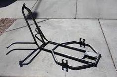 bash bar drift trike frames with rear bumper - Misfit Customs & Fab Drift Trike Parts, Drift Trike Frame, Karting, Custom Trikes, Go Car, Beach Buggy, Kids Ride On, Street Racing, Big Wheel