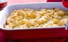 Makaroni-juustovuoka