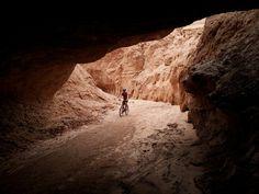 Quebrada del diablo, San Pedro de Atacama