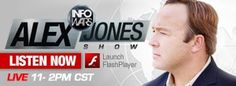 Today, food expert, author and co-founder of GOFoods Global, Steve Shenk will be interviewed on the Alex Jones show today at 12:30 CST! Tune in on www.infowars.com