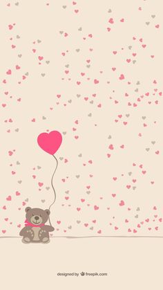 Teddy bear background backgrounds wallpapers pinterest teddy teddy bear altavistaventures Image collections