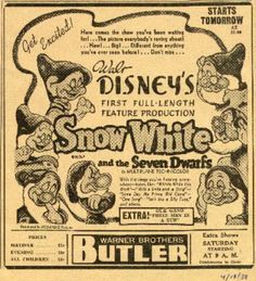 April 13, 1938 Warner Brothers Butler Theatre