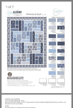 Whimsical quilt for blue sashiko fabric – Quilt Patterns Big Block Quilts, Strip Quilts, Blue Quilts, Scrappy Quilts, Easy Quilts, Quilt Blocks, Flannel Quilts, Denim Quilts, Anni Downs
