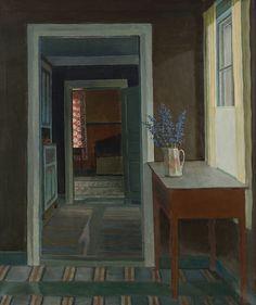 """kafkasapartment: """"Interior, 1979. Veikko Vionoja. Oil on canvas """""""