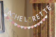 Hotel Bachelorette Party 101 - polka dots & sailor stripes
