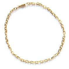 Bague Chaine en or (Stephanie Jewels) - Bagues - Les trouvailles d'Elsa