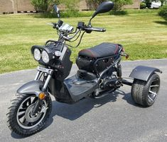 Go look at several of my favorite builds - specialty scrambler motorcycles like this Gas Moped, Gas Scooter, Norton Cafe Racer, Triumph Cafe Racer, Cafe Racers, Harley Davidson Road Glide, Harley Davidson Bikes, Modern Cafe Racer, Scrambler Motorcycle