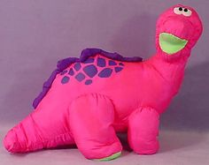 dinosour that makes noise when you squeeze it - Google Search