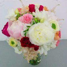 Spring Bridal Bouquet #studioag #studioagdesign