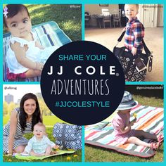Enter to win a JJ Cole diaper bag OR outdoor blanket - 50 winners will be chosen on 5/11!    Winners will also be eligible for the ultimate JJ Cole Grand Prize Pack (ARV $375) by sharing their JJ Cole adventures (with their new product) using #jjcolestyle: Enter here: http://woobox.com/xhbqfv