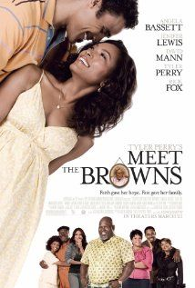 Movie: Meet the Browns by Tyler Perry