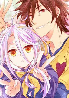 Shiro & Sora