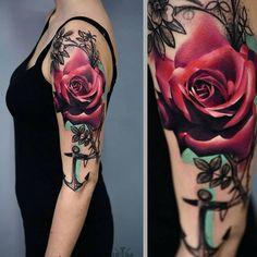 Stunning tattoo  Artist @timur_lysenko