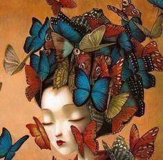 Le farfalle non conoscono il colore delle loro ali, ma noi sappiamo quanto sono belle. Allo stesso modo, tu puoi non sapere quanto vali, ma gli altri possono vedere quanto sei speciale.  C. Welz Stein