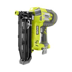 Ryobi 18-Volt ONE+ AirStrike 16GA Cordless Straight Finish Nailer (Tool Only)-P325 at The Home Depot