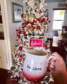 """82ae29711e3 Christmas is around the corner! Who s up for tree gazing with a hot cocoa  in hand  ✨ P.S. This mug is in stores now ☺ …"""""""