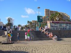 Playa del Ingles Grand Canaria, Canario, Canary Islands, Tenerife, Tourism, Street View, Spaces, Live, Maspalomas