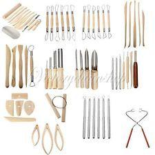 Outils pour Poterie Céramique Modelage Sculpture Gravure Argile Ciseaux Couteau