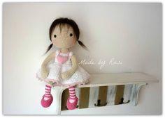 #crochet #crochetdoll #amigurumi #amigurumidoll #crochetlover #dolls #handmade#madebyrusi #вязаниекрючком #вязаниеигрушек by rusi_nai