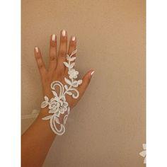 Dantel eldiven modası…  :  Kadın Magazin   Kadın Sitesi