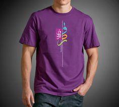 Qatar souvenirs tee designs by Khawar Bilal, via Behance