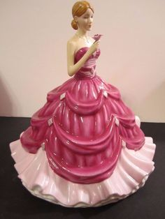 Royal Doulton Pretty Ladies Diamond Figurine HN 5804 Limited Edition of 800