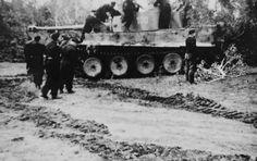 Tiger tank schwere Panzer Abteilung 505 100 1943