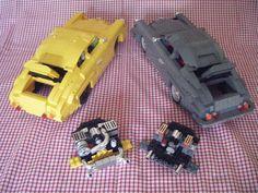 my lego porsche 356 outlaw & A series Porsche 356 Outlaw, Lego Car, Lego Builder, Nerd Stuff, Legos, Classic Cars, Characters, Games, Toys