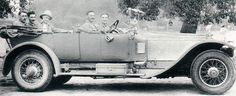 1913 London-to-Edinburgh Tourer by Portholme (chassis 2499) for Lord Montagu of Beaulieu