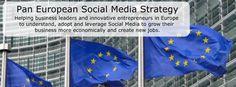 Digital Agenda Europe is planning a pan European Social Media Straegy